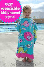 towel for kids. Save Towel For Kids E