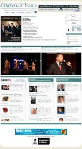 Wilds Associates Christian Voice Magazine Competitors
