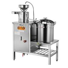 1PC Soy Milk Machine Commercial 40L Electric Pressure Automatic ...