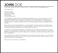 Cover Letter For Attorneys 8 legal cover letter bursary cover ...