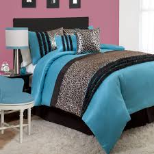 Leopard Bedroom Accessories Pink Cheetah Print Curtains