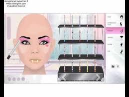 kit draculaura monster high makeup tutorial stardoll monster high makeup draculora