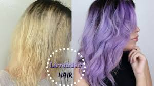 Purple Pack Hair Color Chart How To Lavender Pastel Hair Color