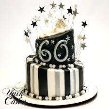 Birthday Cakes Birthday Cake With White Horse Sixtieth Birthday Cake