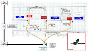 installing under cabinet led lighting. retrofitting your existing lights hardwiring a single transformer installing under cabinet led lighting k