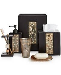 black and gold bathroom accessories. Interesting Design Ideas 5 Black And Gold Bathroom Accessories Sets B