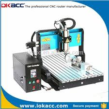 2016 new arrival professional cnc 6040 router uk from okacc factory