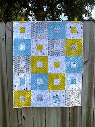 Baby quilt made from 5 fat quarters and very little planning ... & Baby quilt made from 5 fat quarters and very little planning. Adamdwight.com