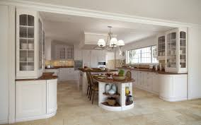 Kitchens With White Tile Floors 30 Traditional White Kitchen Ideas 3128 Baytownkitchen