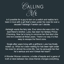 Novels In Heels: BOX SET RELEASE & AUTHOR INTERVIEW - CALLING ME SERIES by  Louise Bay