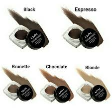nyx brow pomade google search