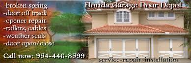 garage door repair pembroke pinesGarage Door Repair pembroke pines FL  Garage Door broken spring