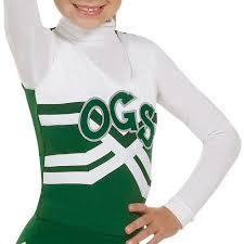 Cross Over Cheerleading Uniform Shell Top By Zoe Cheer
