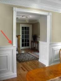 good site on chair rail height etc i love the chair rail and paneling