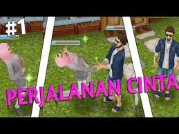 AWAL KISAH CINTA BRYAN DAN REVA / SIMS FREEPLAY #1 - YouTube