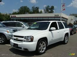 2006 Summit White Chevrolet TrailBlazer SS AWD #32466779 ...