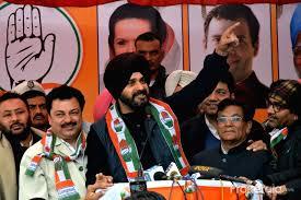 Image result for navjot singh sidhu congress