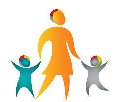 Design Free Logo: Kids family Logo Template