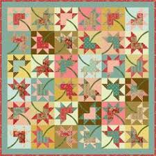 Leaves a'Flutter is a very masculine, fall quilt made from 21 – 10 ... & Quilt Inspiration: Free Pattern Day ! Autumn Leaves Adamdwight.com