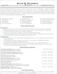 Combination Resume Example Functional Resume Sample For Career