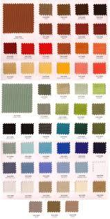 Sunbrella Fabric Swatches Some Mighty Fine Colors Sea