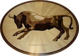 wood floor inlays. Nautical Wood Medallion By USA Inlays Floor
