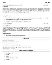 Structural Engineer Resume Sample - http://resumesdesign.com/structural- engineer