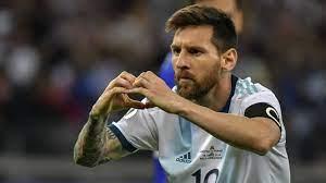 رسالة مؤثرة من ميسي لشعب الأرجنتين قبل تصفيات كأس العالم