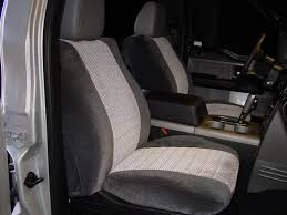 two tone velour seat covers