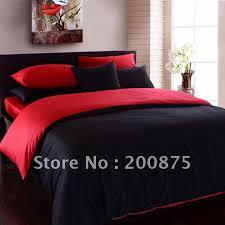 dark red comforter sets black and red bedding sets queen fantasy comforter set 3518 14