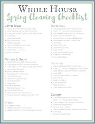 Spring Cleaning Checklist A Giveaway The Simply