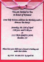 Birthday Invite Examples Party Invitation Wording To Inspire You