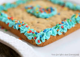 Check out our big cake dish selection for the very best in unique or custom, handmade pieces did you scroll all this way to get facts about big cake dish? Chocolate Chip Cookie Cake The Girl Who Ate Everything