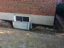 brick basement window wells.  Basement Window Wells Are Small Semicircular Corrugated Steel Or Plastic U201cwallu201d  Structures They Positioned Outside Basement Windows That Allow More Light To  And Brick Basement Wells