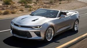 Chevrolet Camaro - New Vehicle Preview