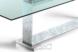 monaco marble dining table and chairs. monaco dining table by cattelan italia marble and chairs e
