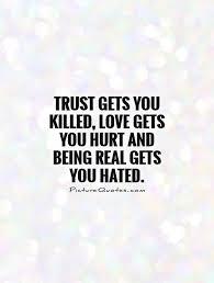 Trust Quotes Trust Sayings Trust Picture Quotes Simple Trust Love Quotes