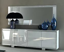 white dining room buffet. Dining Room Sideboards Modern White Best Buffet Hutch . Curio And