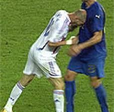 Materazzi bietet Zidane Versöhnung an - WELT