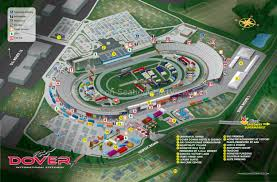 Dover Downs Seating Chart Dover International Speedway Dover De Seating Chart View