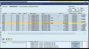 Ar Aging Reports How To Aging Reports Matching Gl Accounts In Sap Business One Mp4