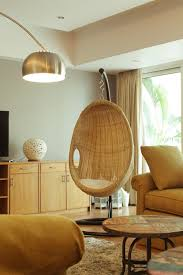 Rattan Living Room Chairs Rattan Living Room Chair Cork Wooden Tile Flooring L Shape