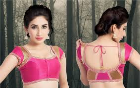 Saree Blouse Designs Front And Back 2017 Latest Saree Blouse Designs Front And Back 2017 Rldm