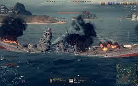 ships break up as they sink