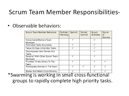 Raci Chart For Agile Projects Agile Roles Responsibilities