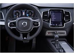 2018 volvo hybrid xc90. interesting hybrid 2018 volvo xc90 interior photos on volvo hybrid xc90