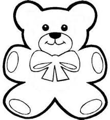 Small Picture 14 best Teddy Bear Coloring Pages images on Pinterest
