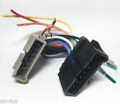 jensen car stereo radio wiring harness for aftermarket cd Jensen VM9214 Wiring Harness image is loading jensen car stereo radio wiring harness for aftermarket
