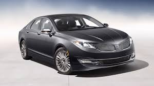 2013 Lincoln MKZ Priced From $36,800