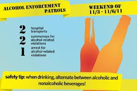 Boston University Alcohol Bu Patrols Today Enforcement